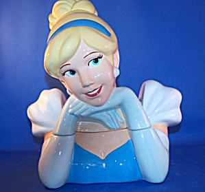 CINDERELLA COOKIE JAR (Image1)