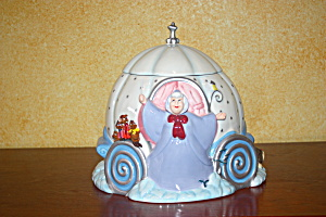Cinderella's Coach Cookie Jar