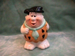 FRED FLINTSTONE COOKIE JAR (Image1)