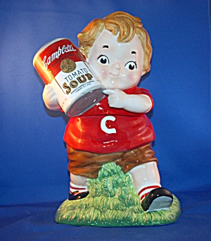CAMPBELL SOUP KID COOKIE JAR (Image1)
