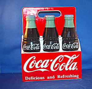 COKE SIX PACK COOKIE JAR (Image1)