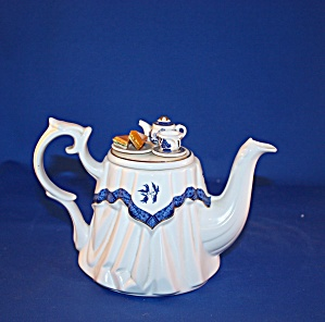 Cardew Blue Tea Time Tray