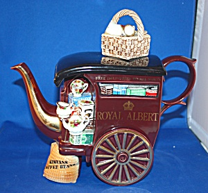 CARDEW ROYAL ALBERT TEA CARRIAGE (Image1)
