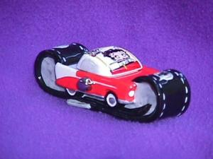 BETTY BOOP CHEVY  WATCH S & P (Image1)