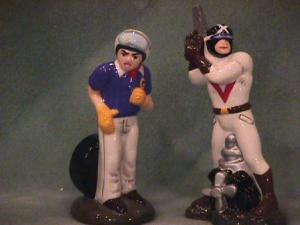 SPEED RACER & RACER -X SALT & PEPPER SET (Image1)