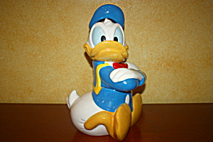 DONALD DUCK COOKIE JAR RARE HARD TO FIND (Image1)