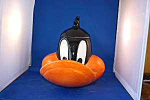 DAFFY DUCK COOKIE JAR (Image1)