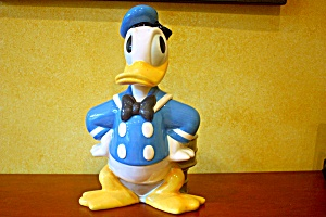 Donald Duck 75th Ann Cookie Jar