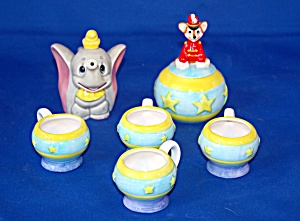 Dumbo Mini Tea Set