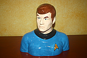 Dr Mccoy Bones Cookie Jar