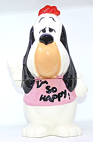 Droopy Dog Rare Cookie Jar