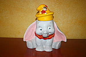Dumbo Cookie Jar