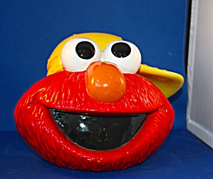 Elmo Cookie Jar