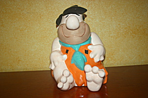 Fred Flintstone Sitting Cookie Jar