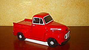 Ford F-1 1940's Cookie Jar