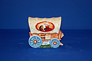Roy Rogers & Dale Evans Wagon Salt & Pepper