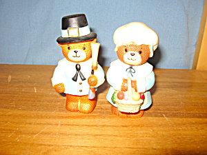PRECIOUS MOMENTS BEARS SALT & PEPPER (Image1)