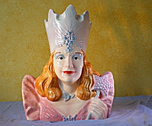 Glinda The Good Witch Cookie Jar