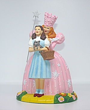 Wizard Of Oz Glinda And Dorothy Bank