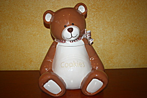 Gund Bear Cookie Jar