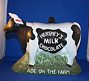 HERSEY COW COOKIE JAR (Image1)
