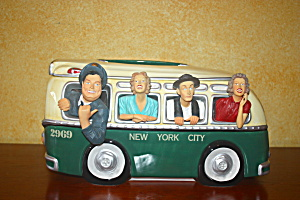Honeymooners Limited Edition Cookie Jar- Rare