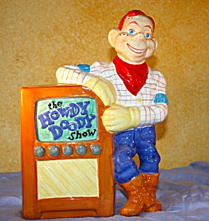HOWDY DOODY COOKIE JAR (Image1)