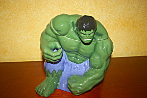 Hulk Cookie Jar