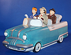 I LOVE LUCY ROAD TRIP COOKIE JAR (Image1)