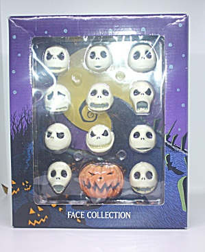 Nbc Jack Skellington Face Collection