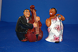 Jazz Combo Salt & Pepper