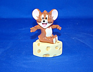 Jerry Sitting On Cheese Salt & Pepper