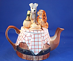 LADY AND THE TRAMP CARDEW TEAPOT (Image1)