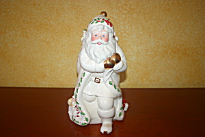 Lenox Santa Cookie Jar
