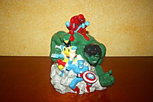 Marvel Super Heros Cookie Jar