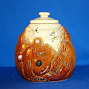 Mccoy Sleeping Bear Cookie Jar