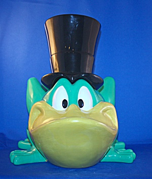 MICHIGAN J. FROG COOKIE JAR (Image1)