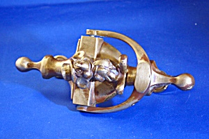 MICKEY BRASS DOOR KNOCKER (Image1)