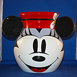 Minnie Mouse Vase