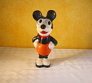 Composition Mickey Mouse 1940's