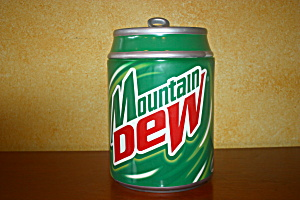 Mountain Dew Cookie Jar Limited Edition