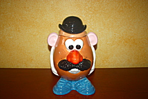 Mr Potato Head Cookie Jar