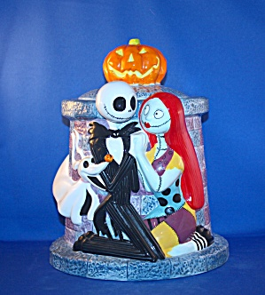 Nightmare Before Christmas Jack & Sally Cj