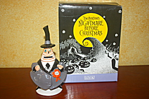 Nightmare Before Christmas Mayor Bank