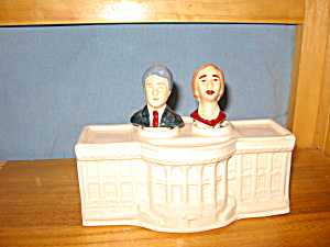 Bill & Hilary Nodders Salt & Pepper