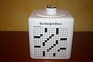 The New York Times Crossword Cookie Jar