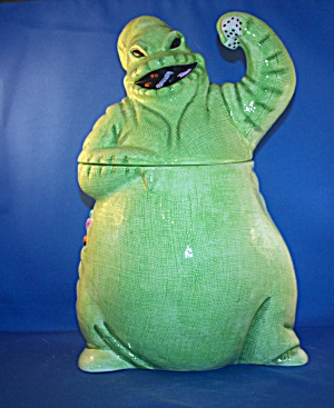 Oogie Boogie Cookie Jar from NBC Movie (Image1)