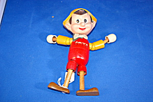 Pinocchio 1939 Disney Ideal Novelty & Toy Co.