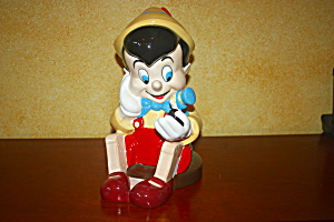 Pinocchio Cookie Jar