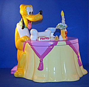 PLUTO LIMITED EDITION COOKIE JAR (Image1)